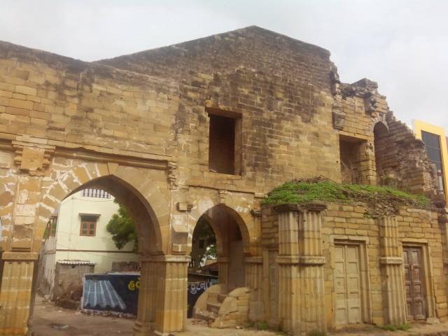 Mandvi Kutch Gate