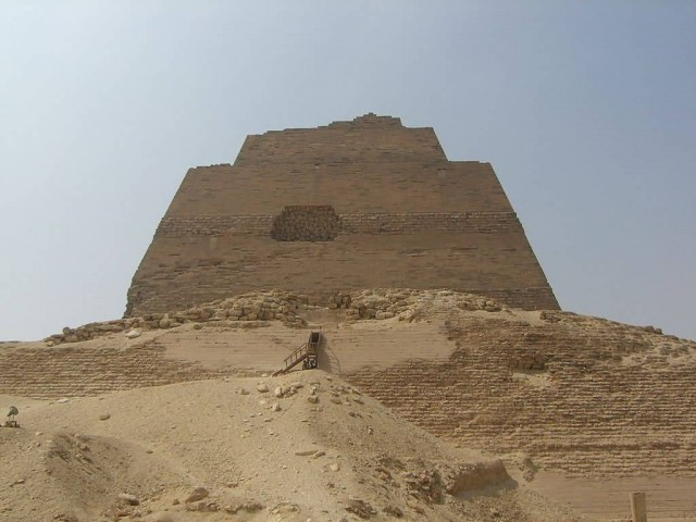 Meidoum Pyramide