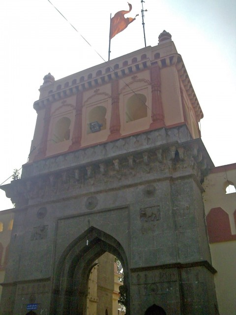 Morgaon Temple