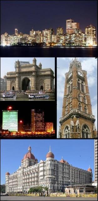 Mumbai Montage