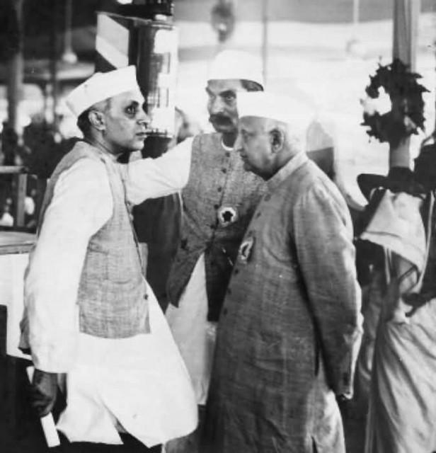 Nehru Bhulabhaidesai Rajendraprasad
