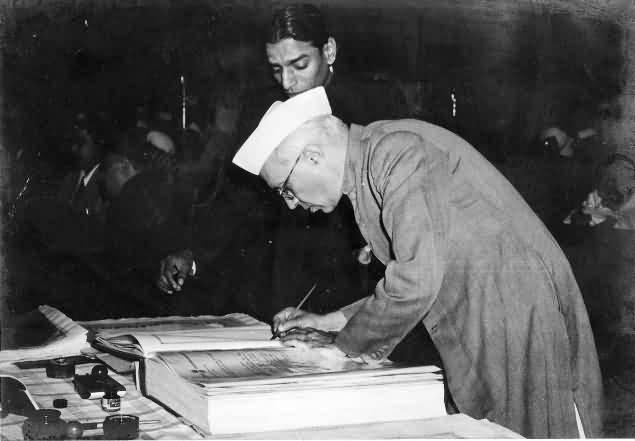 Nehruconstitution