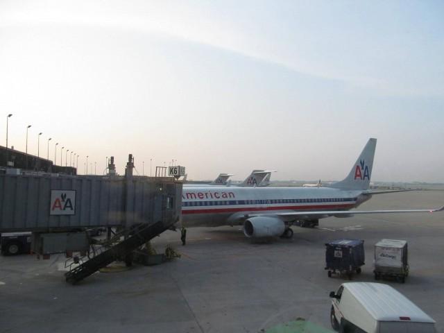 O Hare International Airport Chicago Illinois