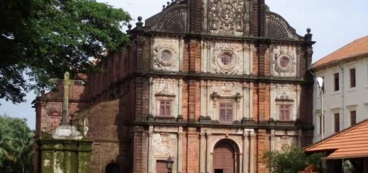 Old Goa's Basilica