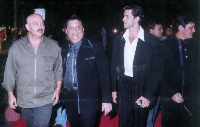 Rakesh Roshan Thakur Doultani Hrithik Roshan