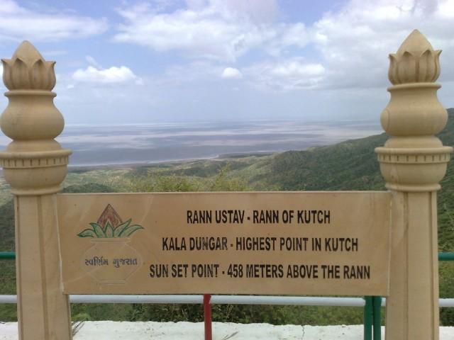 Rann Of Kutch Highest Point