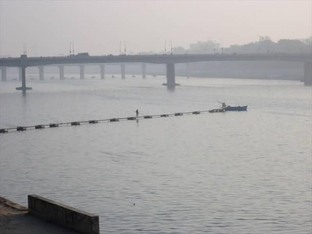 Riverfront Gandhi Ashram