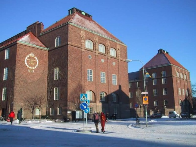 Royal Institute Of Technology Stockholm