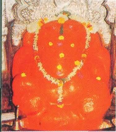 Shri Mahaganapati Ranjangaon
