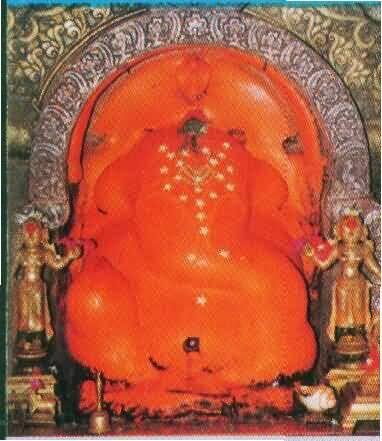 Shri Mayureshwar Morgaon