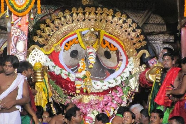 Suna Vesha Of Lord Shri Jagannath