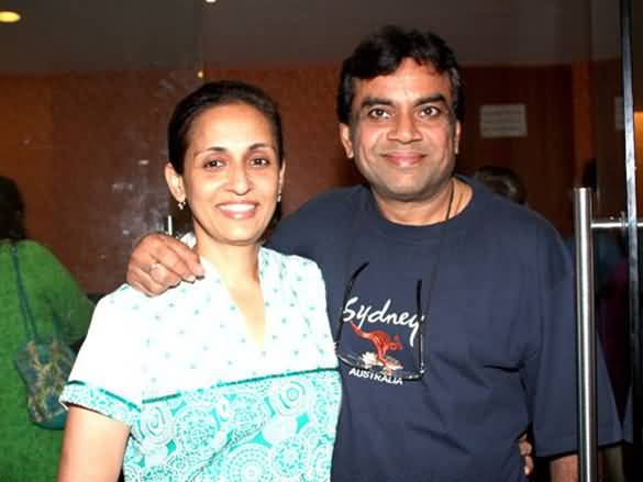 Swaroop Sampat And Paresh Rawal