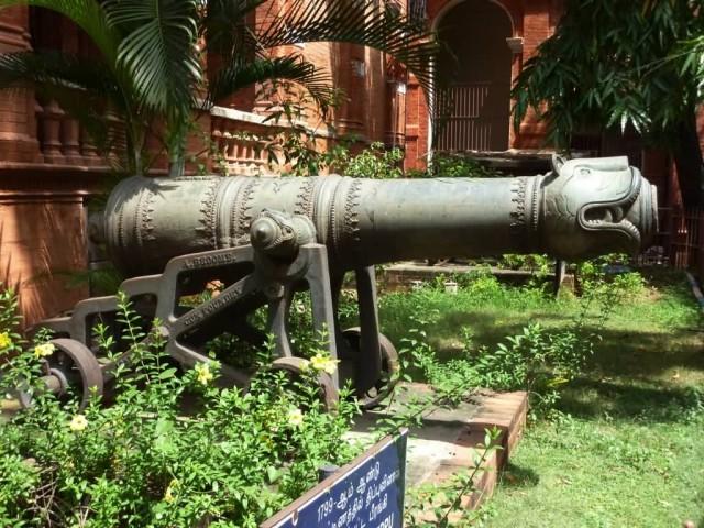 Tippu Sultans Cannon