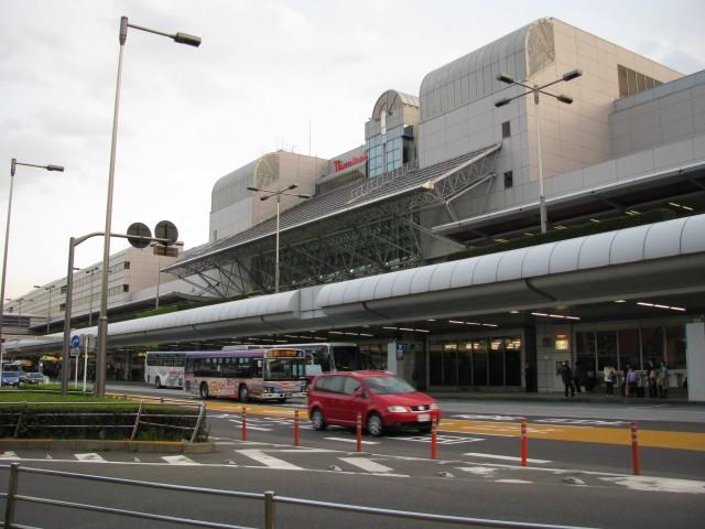 Tokyo International Airport Terminal