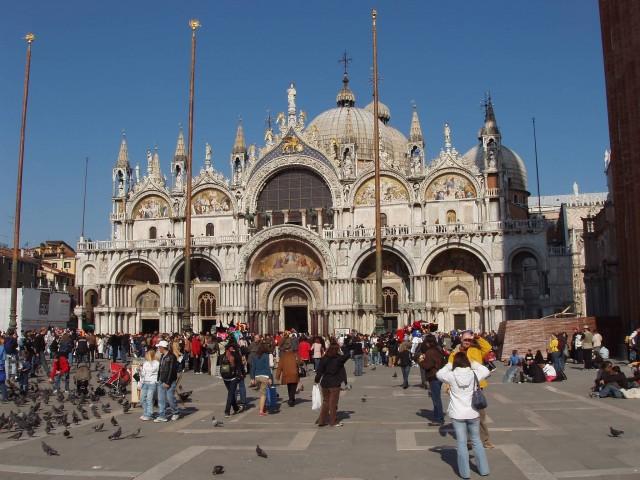 Venice Saint Mark's Basilica