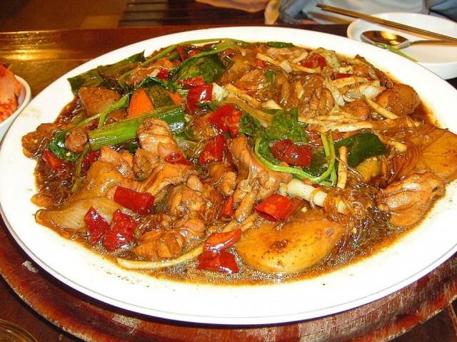 Korean Cuisine, Andong Jjimdak