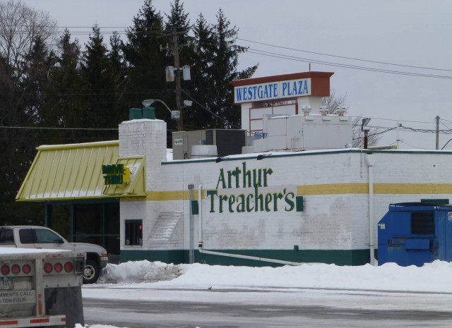 Arthur Treacher's In Austintown, Ohio