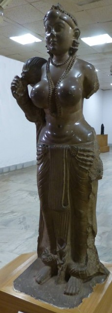 Didarganj Yakshi At The Patna Museum