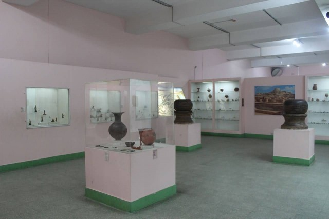 Harappa Gallery In National Museum