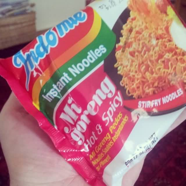 Indomie Hot And Spicy