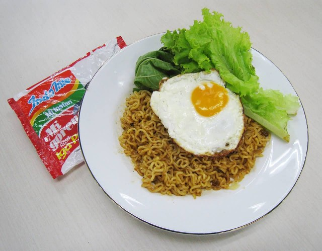 Indomie Mie Penyet Flavour