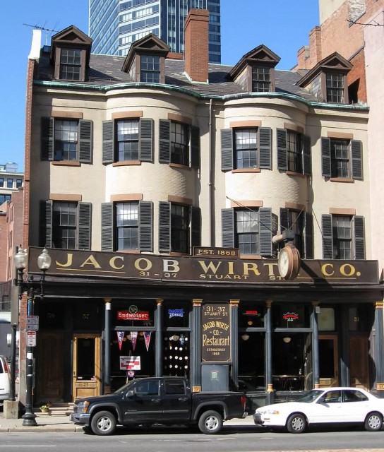 Jacob Wirth Restaurant