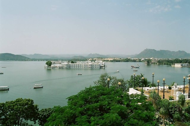 Pichola Lake In Udaipur