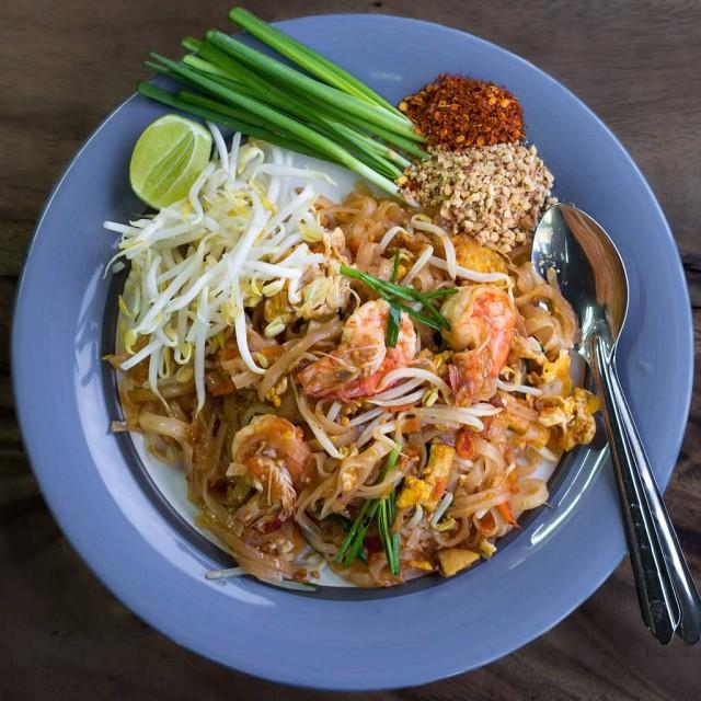 Prawn Pad Thai