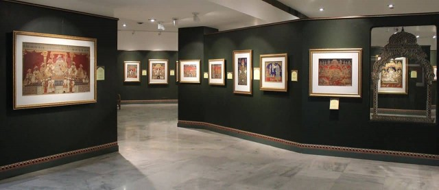 Tanjore And Mysore painting Gallery