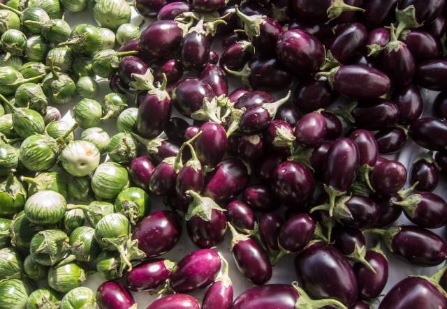 Varities Of Eggplants