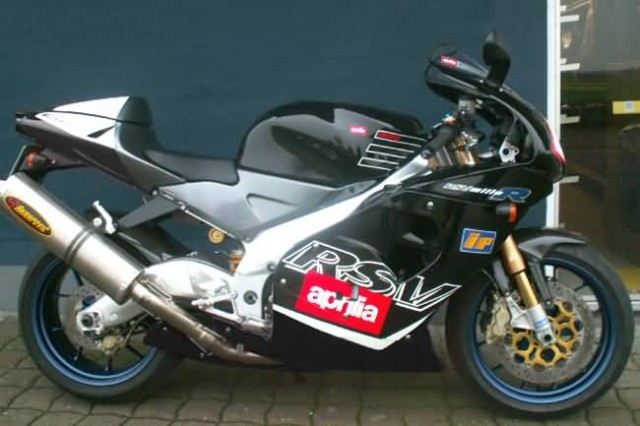 Aprilia (Photo Credit: StealthFX/ Public Domain)