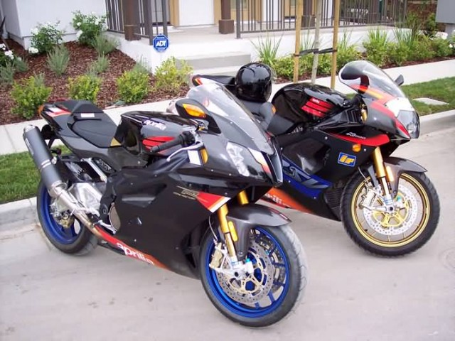 Aprilia-RSVS (Photo Credit: Craig Luna / CC BY-SA 3.0)