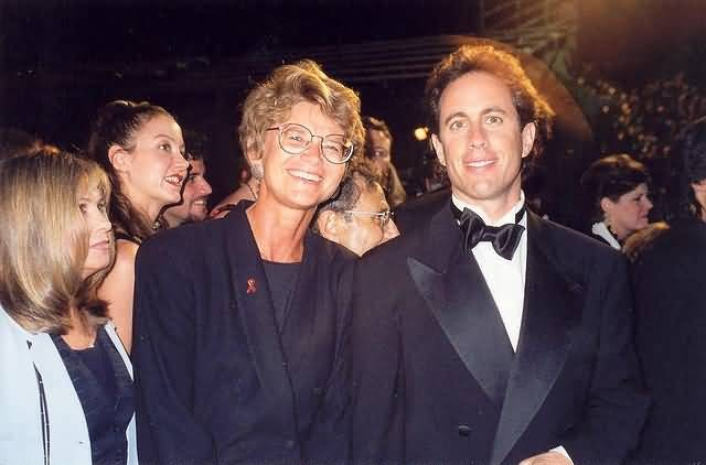 Donna & Jerry Seinfeld