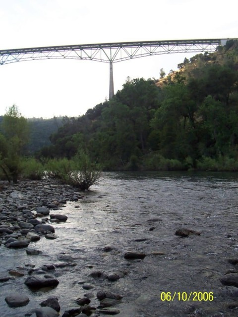 Foresthill Bridge (Photo Credit: Nick Ares / CC BY-SA 2.0)