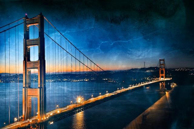 Golden Gate Bridge (Photo Credit: Nicolas Raymond  / CC BY 2.0)