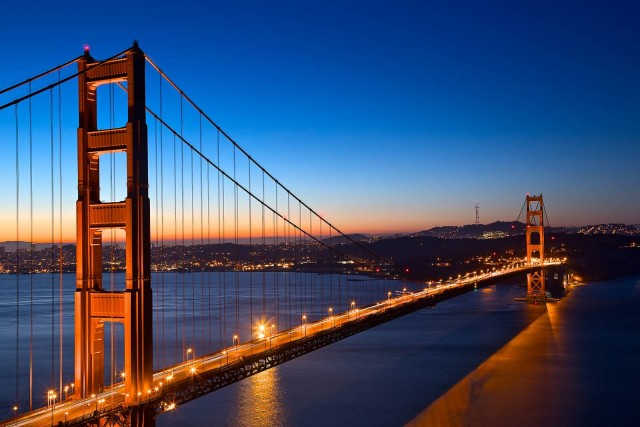 Golden Gate Bridge (Photo Credit: Nicolas Raymond  / CC BY 2.0)