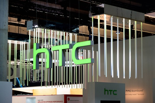 Htc Logo (Photo Credit: Kārlis Dambrāns / CC BY 2.0)