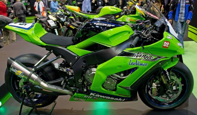 Kawasaki Ninja (Photo Credit: Tony Hisgett / CC BY 2.0)