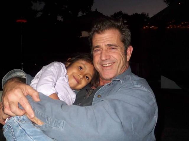 Mel Gibson & Domenica