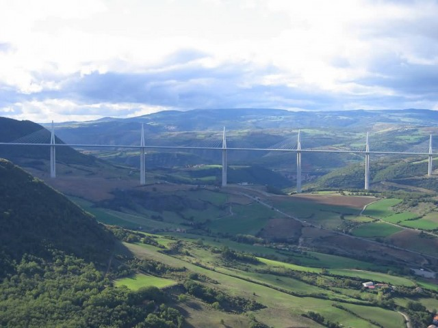 Millau Viaduct (Photo Credit: NAParish / CC BY-SA 2.0)