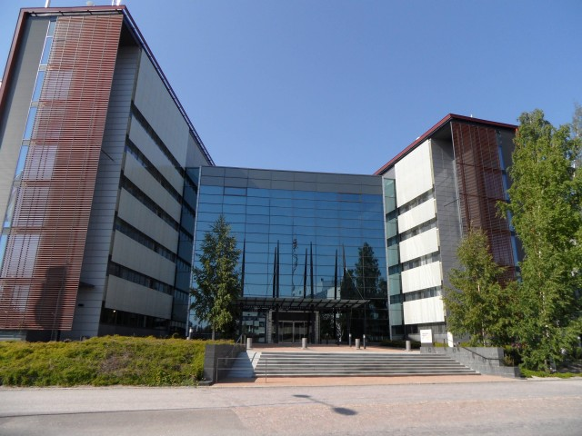 NSN Headquarters (Photo Credit: Villeke / CC BY-SA 3.0)