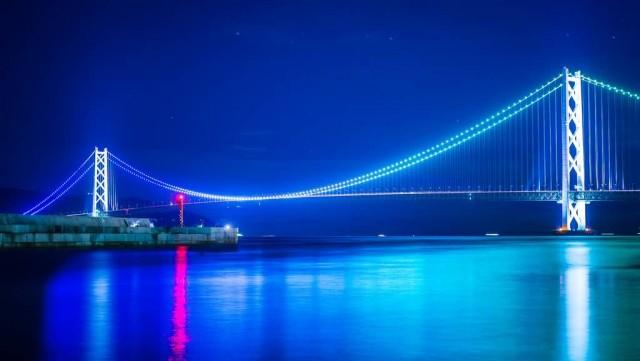 Akashi Kaikyo Bridge (Photo Credit: Takuma Kimura  / CC BY-SA 2.0)