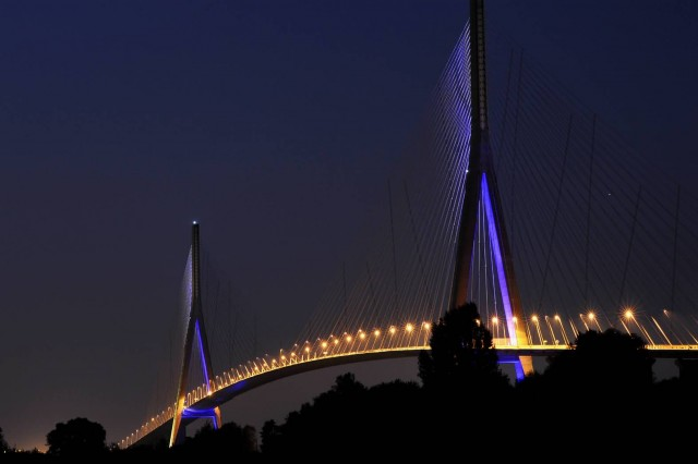 Pont De Normandie (Photo Credit: Хрюша / CC BY-SA 3.0)