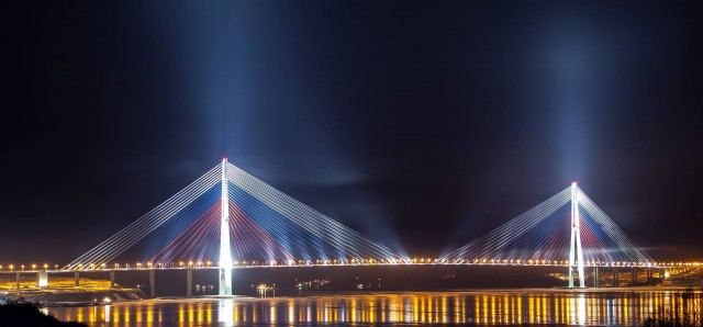 Russian Bridge (Photo Credit: Баяков Алексей Александрович / CC BY-SA 3.0)