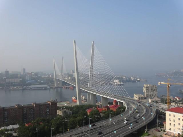 Russky bridge (Photo Credit: amanderson2 / CC BY 2.0)