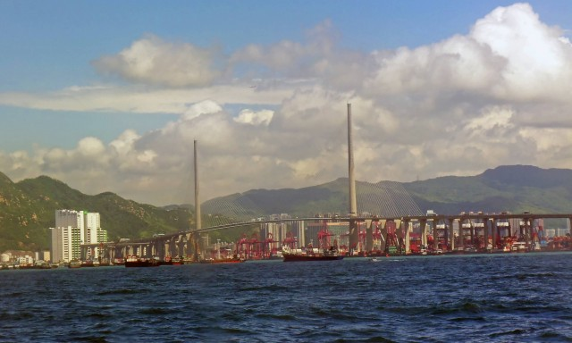 Stonecutters Bridge (Photo Credit: Daniel Case / CC BY-SA 3.0)