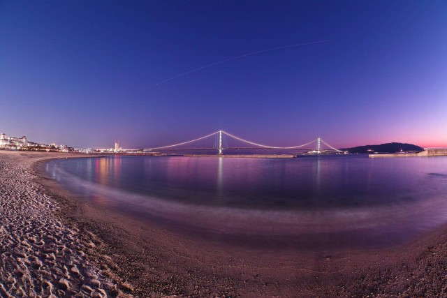 Akashi Kaikyo Bridge (Photo Credit: halfrain / CC BY-SA 2.0)