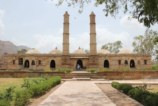 Sahar Ki Masjid, Champaner, Gujarat