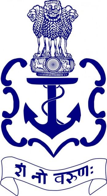 Indian Navy Crest