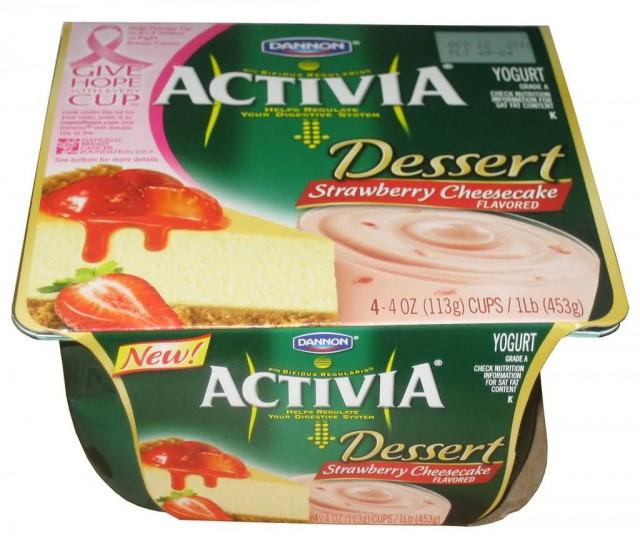 Activia Dessert  (Photo Credit: theimpulsivebuy / CC BY-SA 2.0)